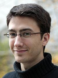 Bastien Arnal, doctorant - PhD student Crédits : ESPCI ParisTech