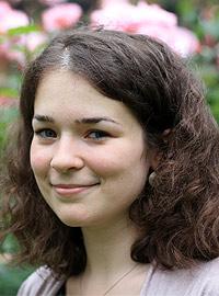 Séverine Rose, doctorante - PhD student Crédits : ESPCI ParisTech