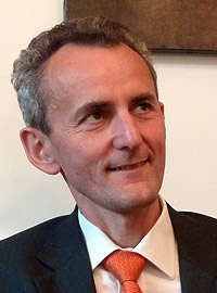 Eric Carreel, ingénieur de l'année 2011 Crédits : Eric Carreel