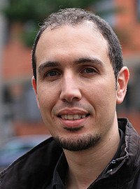 Imadeddine Azzouz, doctorant - PhD student Crédits : ESPCI ParisTech
