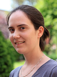 Sandrine Le Tirilly, Doctorante - PhD Student Crédits : ESPCI ParisTech
