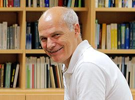 Ludwik Leibler Crédits : CNRS_phototheque/CyrilFresillon